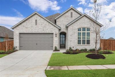 Aubrey Single Family Home For Sale: 1609 Eclipse Road