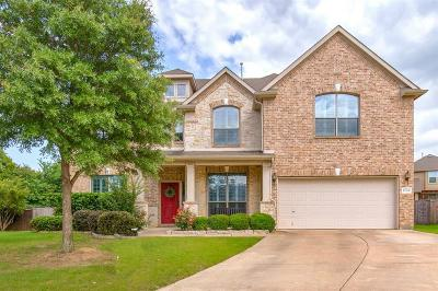 Burleson Single Family Home For Sale: 1236 Belle Meade Way