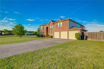 Midlothian Single Family Home For Sale: 3950 Alpha Way