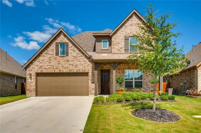 Fort Worth Single Family Home For Sale: 15628 Pioneer Bluff Trail