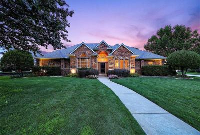 Southlake Single Family Home Active Option Contract: 525 Southview Trail