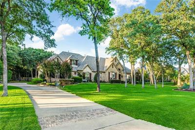 Southlake Single Family Home Active Option Contract: 404 King Ranch Road