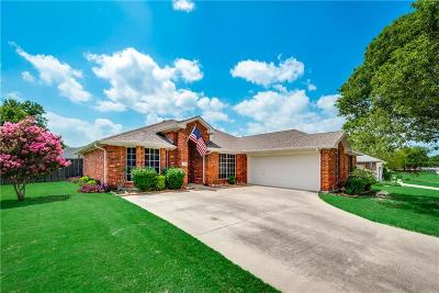 Wylie Single Family Home For Sale: 1601 Country Walk Lane
