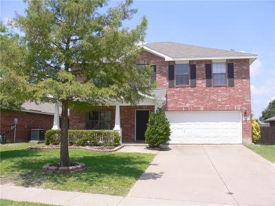 McKinney Single Family Home For Sale: 1005 Campbell Drive