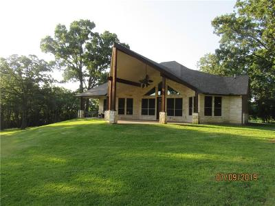 Grayson County Single Family Home For Sale: 5894a1 W Fm 120