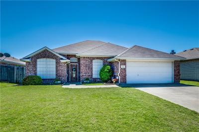 Burleson Single Family Home Active Option Contract: 641 Creekview Drive