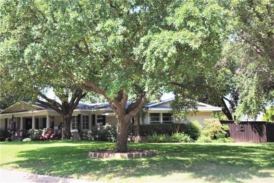 Fort Worth Single Family Home For Sale: 3967 Angus Drive