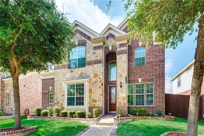 Allen Single Family Home Active Option Contract: 1623 Humbolt Drive