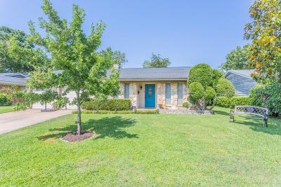 Single Family Home For Sale: 5420 Greenwood Way
