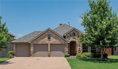 Prosper Single Family Home For Sale: 910 Fox Ridge Trail