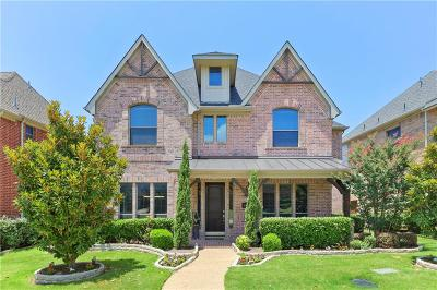 Irving Single Family Home For Sale: 8639 Lohr Valley Road