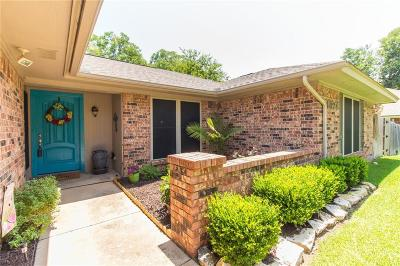 Mansfield Single Family Home For Sale: 1524 Berkeley Drive