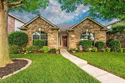Allen Single Family Home Active Option Contract: 1319 Hazelwood Drive