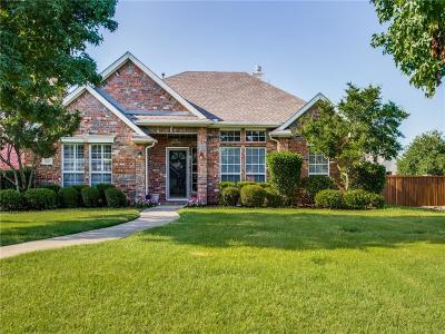 Frisco Single Family Home Active Option Contract: 2515 Loch Haven Court