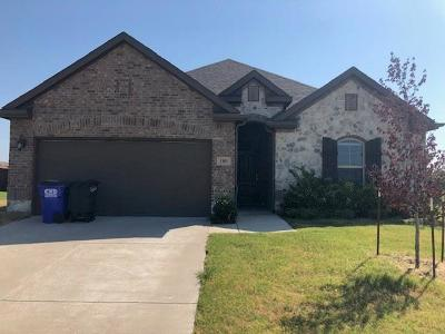 Forney Single Family Home For Sale: 100 Trailwood Court