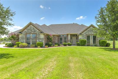 Parker County Single Family Home Active Option Contract: 136 Bent Tree Court