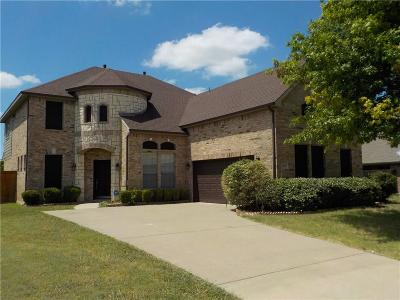 Cedar Hill Single Family Home For Sale: 1039 Hollow Creek Drive