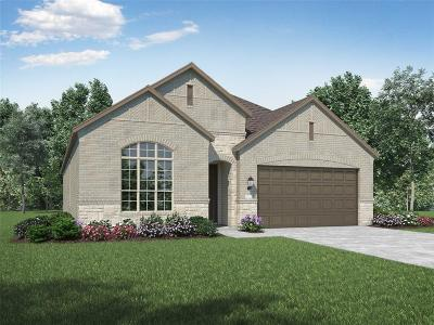 Aubrey Single Family Home For Sale: 1424 Eclipse Road
