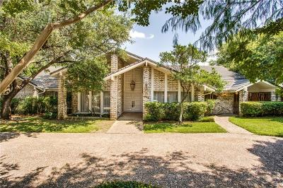 Single Family Home For Sale: 6958 Brookshire Drive