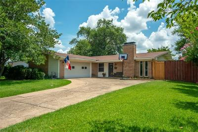 Single Family Home For Sale: 11506 Coral Hills Drive