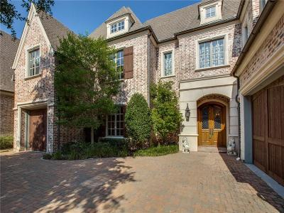 Dallas County Single Family Home For Sale: 3 Bluff Park Lane
