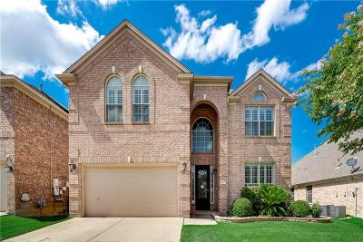 Fort Worth Single Family Home For Sale: 9917 Crawford Farms Drive