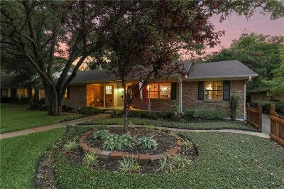Richardson Single Family Home For Sale: 708 Laguna Drive