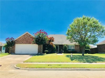 Forney Single Family Home For Sale: 109 Elmwood Trail