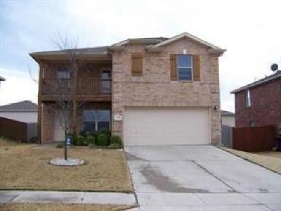McKinney Single Family Home For Sale: 2405 Heads And Tails Lane