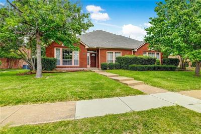 Carrollton Single Family Home For Sale: 2107 Antibes Drive