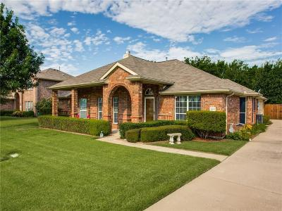 Rockwall Single Family Home Active Option Contract: 2831 Stoney Hollow Lane