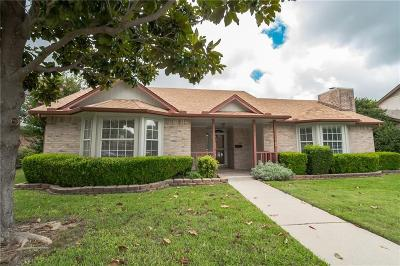 Lewisville Single Family Home For Sale: 394 Yorkshire Terrace