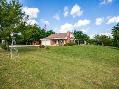 Farmersville Single Family Home For Sale: 18035 Burden Ranch