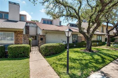 Dallas County Townhouse For Sale: 9474 Amberton Parkway