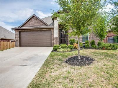 Mansfield Single Family Home For Sale: 1612 Cowtown Drive