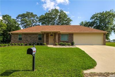 Henderson Single Family Home Active Option Contract: 2085 County Road 210 D