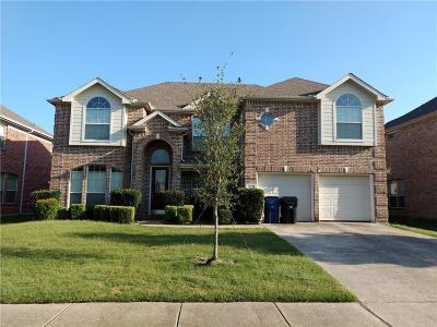 Frisco Single Family Home For Sale: 15275 Sea Eagle Lane