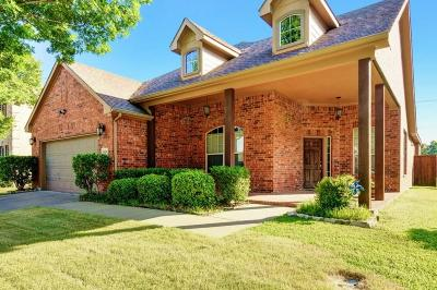 Rowlett Single Family Home For Sale: 10414 Saint Georges Drive