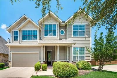 Frisco Single Family Home For Sale: 3176 Villandry Lane