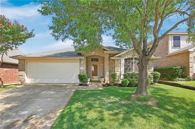Sachse Single Family Home For Sale: 5816 Vista Glen Lane