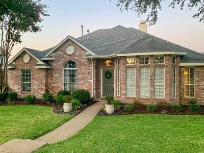 Rowlett Single Family Home For Sale: 7414 Brookhaven Drive