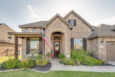 Waxahachie Single Family Home For Sale: 207 Stardust Trail