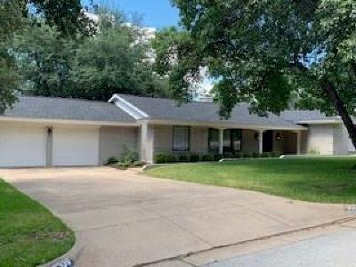 Fort Worth Single Family Home For Sale: 6336 Halifax Road