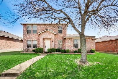 Rockwall Single Family Home For Sale: 1493 Stewart Drive