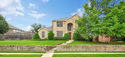 Frisco Single Family Home For Sale: 10468 Red Clover Drive