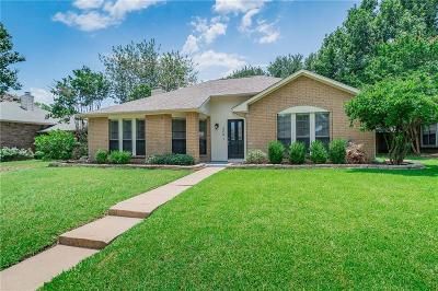 Plano Single Family Home Active Option Contract: 804 Arbor Downs Drive