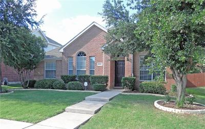 Frisco Single Family Home Active Option Contract: 7045 Saint Augustine Drive