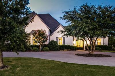 Prosper Single Family Home For Sale: 1600 Whispering Meadows Way