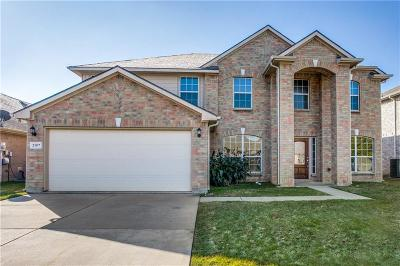 Grand Prairie Single Family Home Active Kick Out