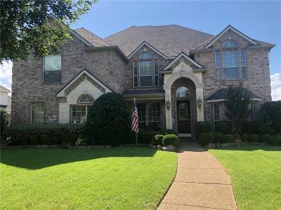 Rowlett Single Family Home For Sale: 9813 Shoal Creek Drive